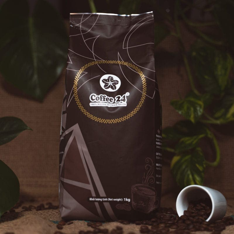 Coffee24 Espresso Produktfoto