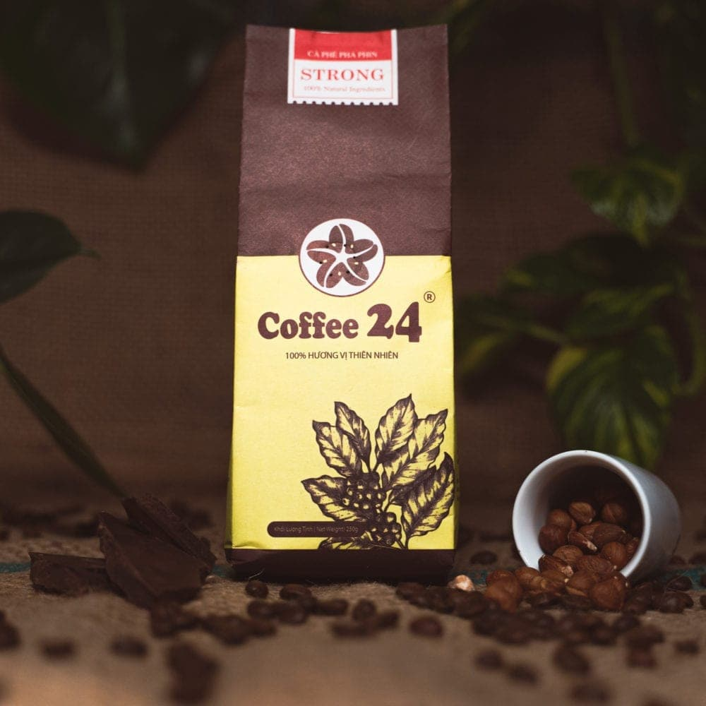 Coffee24 Strong Produktfoto