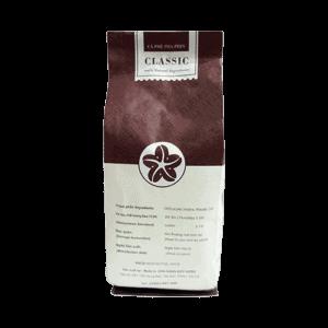 Coffee 24 Classic Kaffeebohnen 250g Rückansicht