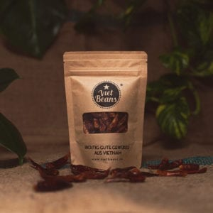 VietBeans-getrocknetes Chili Produktfoto