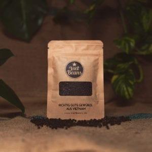 VietBeans wilder schwarzer Pfeffer Produktfoto
