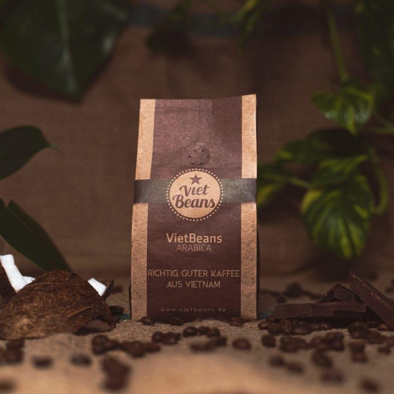 VietBeans Arabica Produktfoto