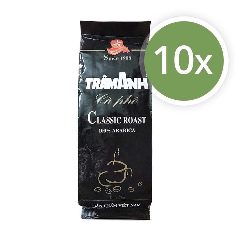 Trâm Anh Classic Roast Kaffee 10er Pack