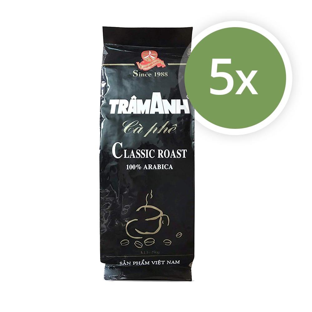 Trâm Anh Classic Roast Kaffee 5er Pack