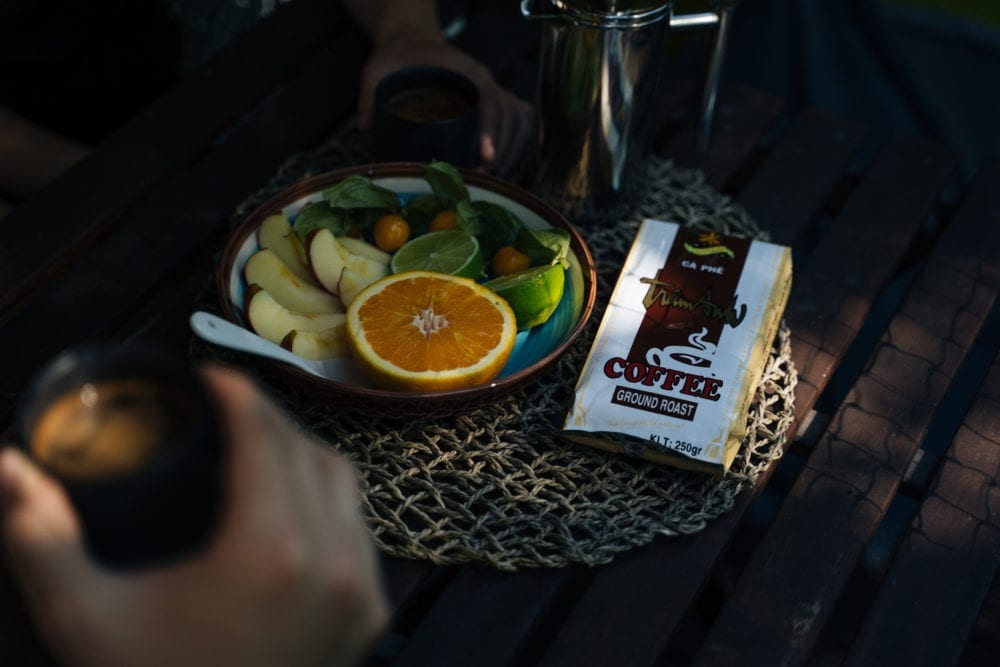 Trâm Anh Ground Roast Bohnen Lifestyle