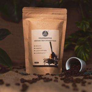 VietBeans Feuerkaffee Produktfoto