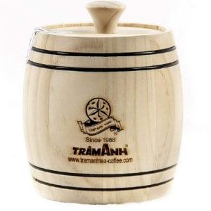 Trâm Anh coffee barrel by VietBeans, Classic Roast