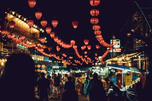 Tet-Fest, das vietnamesische Neujahrsfest (Tết Nguyên Đán)