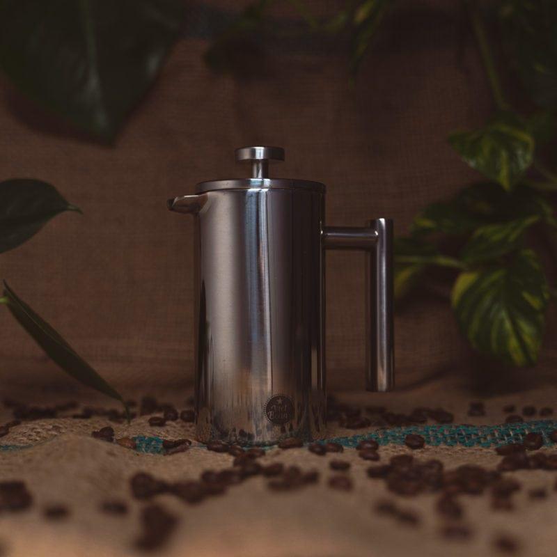 French Press von VietBeans in verschiedenen Größen als Camping Kaffeekocher