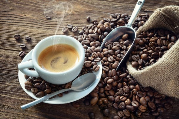 Warum ist der Säureanteil in Espressobohnen geringer als in Bohnen für Filterkaffee?
