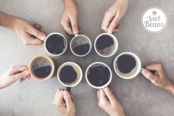 Tag des Kaffees bei VietBeans